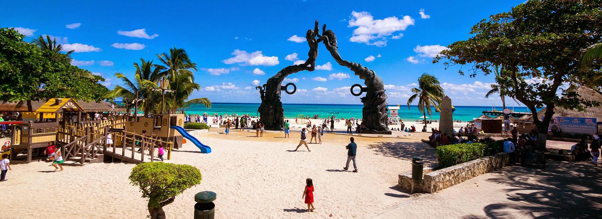 Playa del Cármen – Hotel Riu Playacar